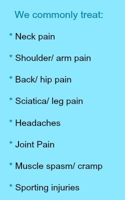 Chiropractor York